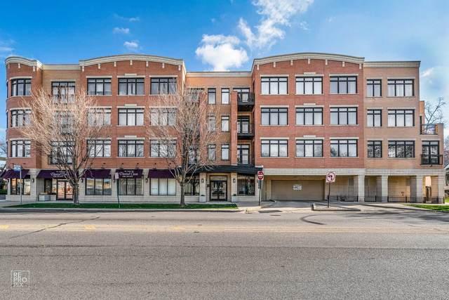 106 S Ridgeland Avenue #215, Oak Park, IL 60302 (MLS #10941059) :: Helen Oliveri Real Estate