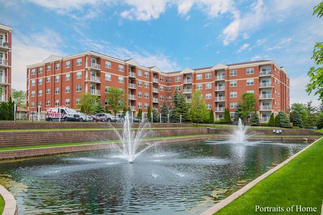 1 Itasca Place #502, Itasca, IL 60143 (MLS #10941135) :: The Wexler Group at Keller Williams Preferred Realty