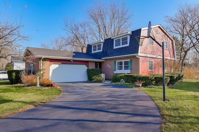 1652 Clyde Drive, Naperville, IL 60565 (MLS #10941140) :: The Dena Furlow Team - Keller Williams Realty