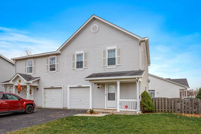 1743 Raleigh Trail, Romeoville, IL 60446 (MLS #10941169) :: BN Homes Group