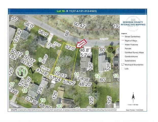010 119th Street, Bristol, WI 53104 (MLS #10941176) :: John Lyons Real Estate