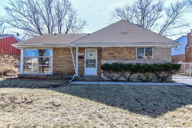 7435 Churchill Street, Morton Grove, IL 60053 (MLS #10941193) :: Property Consultants Realty