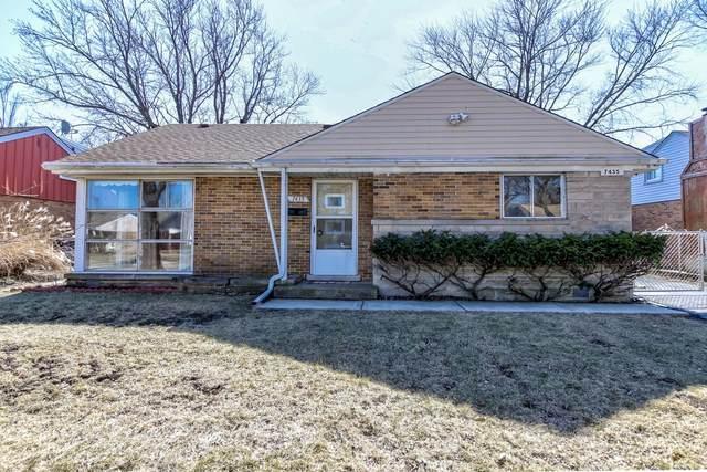 7435 Churchill Street, Morton Grove, IL 60053 (MLS #10941193) :: BN Homes Group