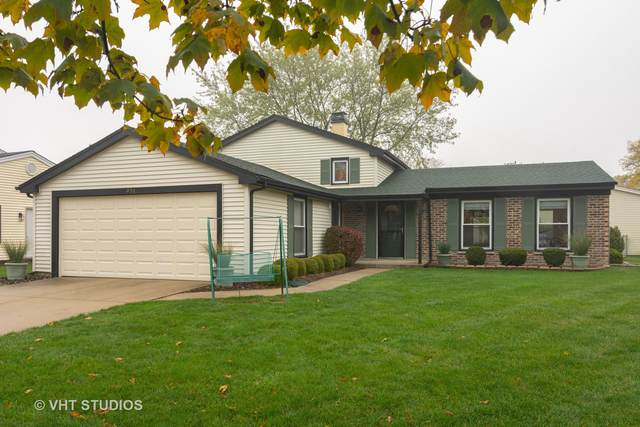 931 Thornton Lane, Buffalo Grove, IL 60089 (MLS #10941233) :: Lewke Partners