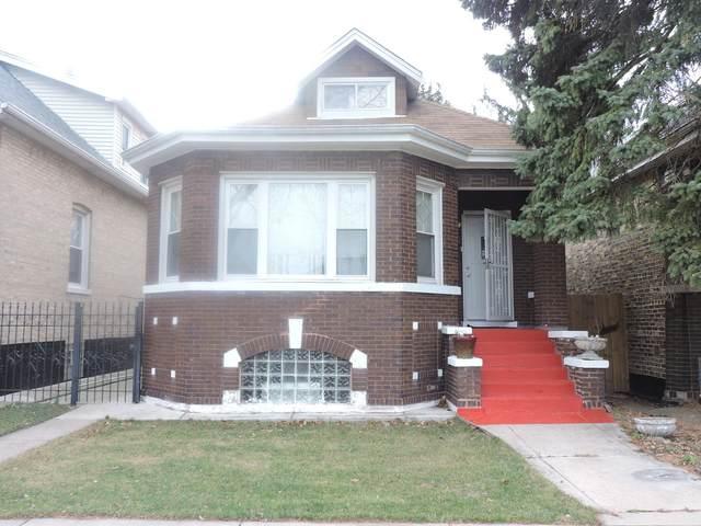 5420 S Christiana Avenue, Chicago, IL 60632 (MLS #10941242) :: John Lyons Real Estate