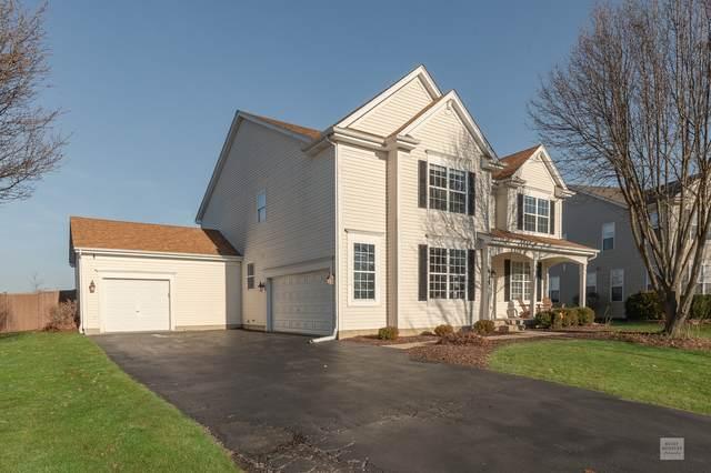 635 Vista Drive, Oswego, IL 60543 (MLS #10941243) :: Suburban Life Realty