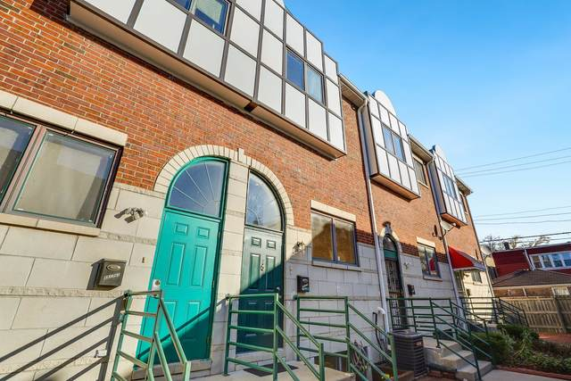 3517 S Hoyne Avenue #4, Chicago, IL 60609 (MLS #10941336) :: BN Homes Group