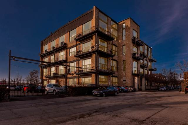 2614 N Clybourn Avenue #406, Chicago, IL 60614 (MLS #10941358) :: John Lyons Real Estate