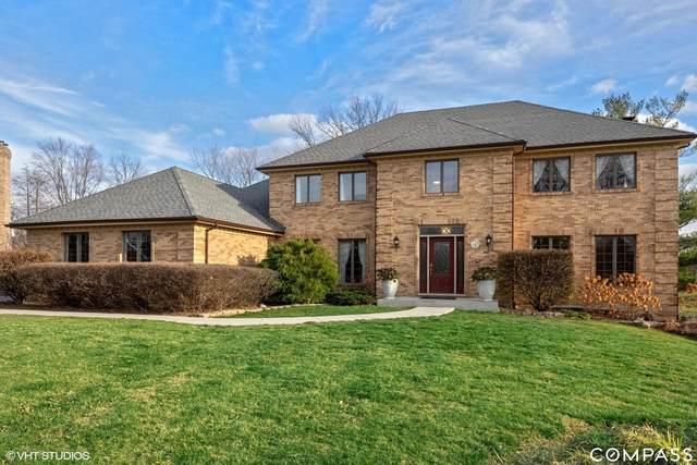 4 Lake Ridge Court, Burr Ridge, IL 60527 (MLS #10941364) :: BN Homes Group