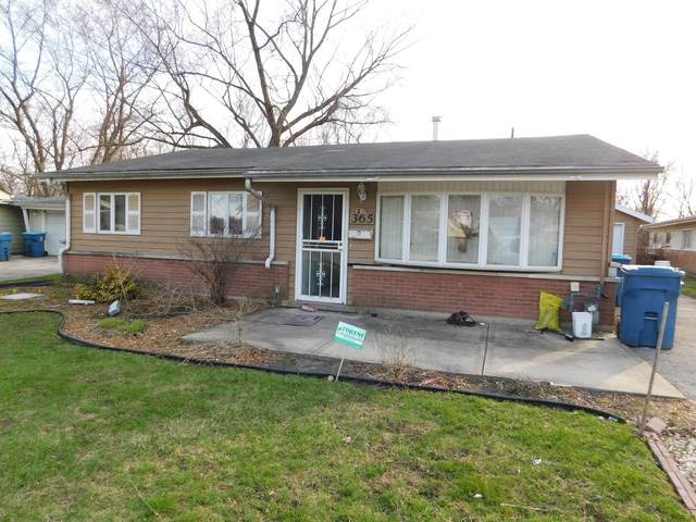 365 166th Street, Calumet City, IL 60409 (MLS #10941379) :: BN Homes Group