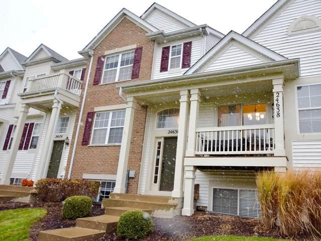 24636 George Washington Drive, Plainfield, IL 60544 (MLS #10941403) :: Touchstone Group