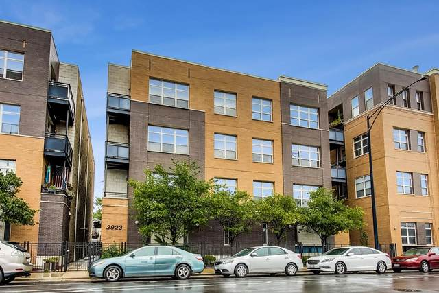 2923 N Clybourn Avenue #201, Chicago, IL 60618 (MLS #10941417) :: Touchstone Group