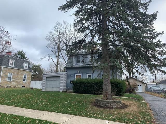 661 N Elizabeth Street, Lombard, IL 60148 (MLS #10941443) :: BN Homes Group
