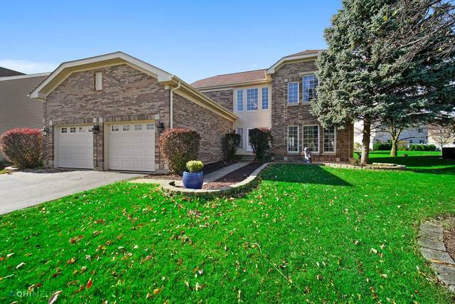 4526 Hatch Lane, Lisle, IL 60532 (MLS #10941468) :: BN Homes Group