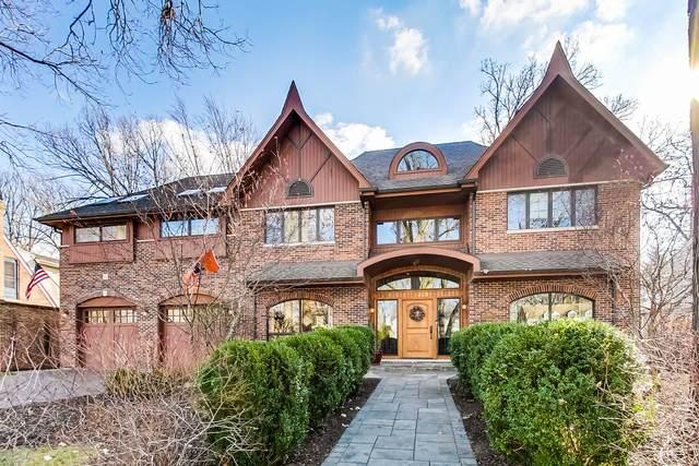 6815 N Wildwood Avenue, Chicago, IL 60646 (MLS #10941536) :: John Lyons Real Estate