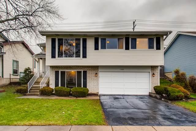 1586 Brookside Drive, Hoffman Estates, IL 60169 (MLS #10941563) :: BN Homes Group