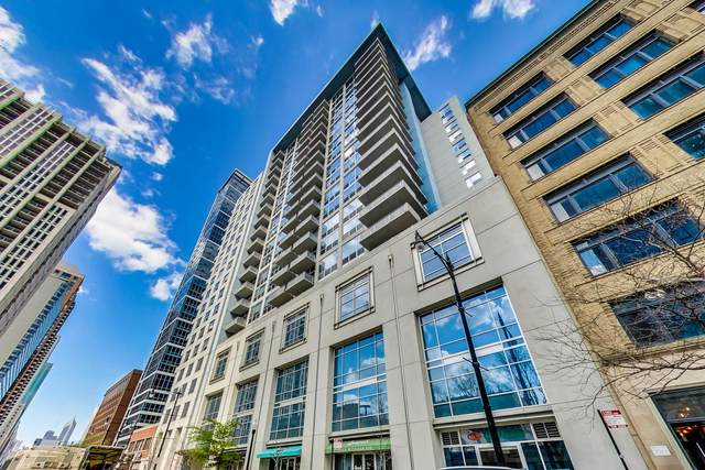 1305 S Michigan Avenue #1102, Chicago, IL 60605 (MLS #10941583) :: BN Homes Group
