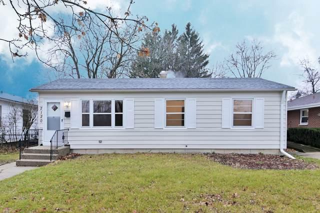 2120 Gilboa Avenue, Zion, IL 60099 (MLS #10941594) :: BN Homes Group