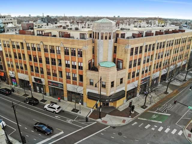 1645 W School Street #303, Chicago, IL 60657 (MLS #10941617) :: John Lyons Real Estate