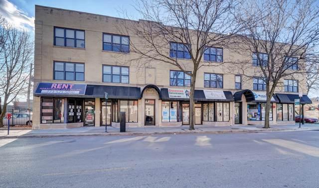 3221 W Montrose Avenue 2J, Chicago, IL 60618 (MLS #10941628) :: BN Homes Group