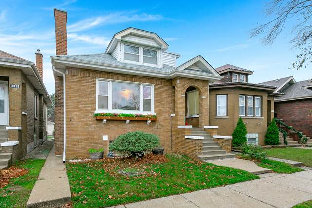 3840 N Panama Avenue, Chicago, IL 60634 (MLS #10941631) :: Property Consultants Realty