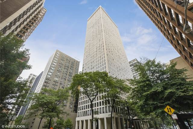 260 E Chestnut Street #401, Chicago, IL 60611 (MLS #10941637) :: Property Consultants Realty