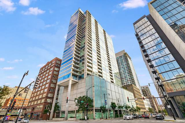 611 S Wells Street #2307, Chicago, IL 60607 (MLS #10941820) :: Ani Real Estate