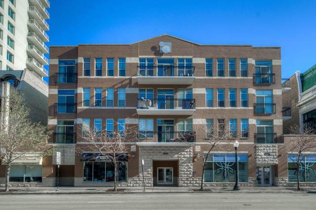 1919 S Michigan Avenue #403, Chicago, IL 60616 (MLS #10941824) :: BN Homes Group