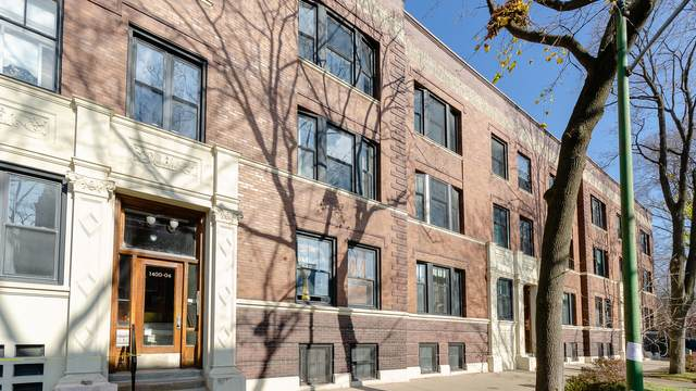 1404 E 56th Street #2, Chicago, IL 60637 (MLS #10941841) :: BN Homes Group