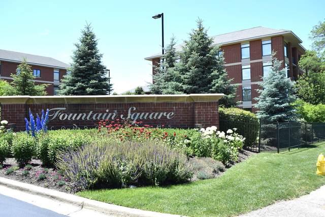 845 E 22nd Street B-305, Lombard, IL 60148 (MLS #10941875) :: Helen Oliveri Real Estate