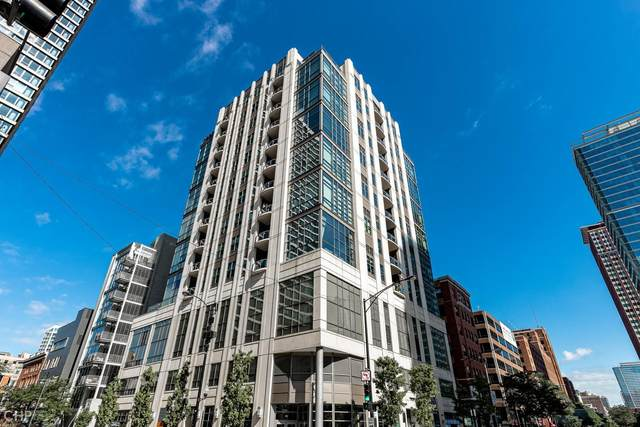 150 W Superior Street #1403, Chicago, IL 60654 (MLS #10941900) :: Property Consultants Realty