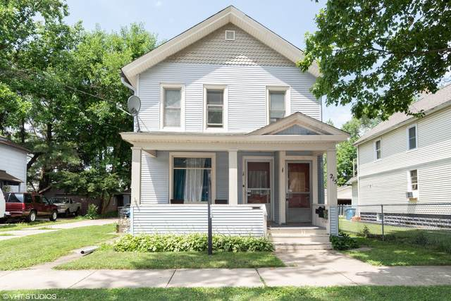 215 T Street, Aurora, IL 60505 (MLS #10941904) :: Helen Oliveri Real Estate
