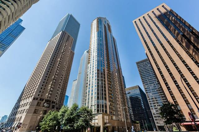 222 N Columbus Drive #5103, Chicago, IL 60601 (MLS #10941909) :: Property Consultants Realty