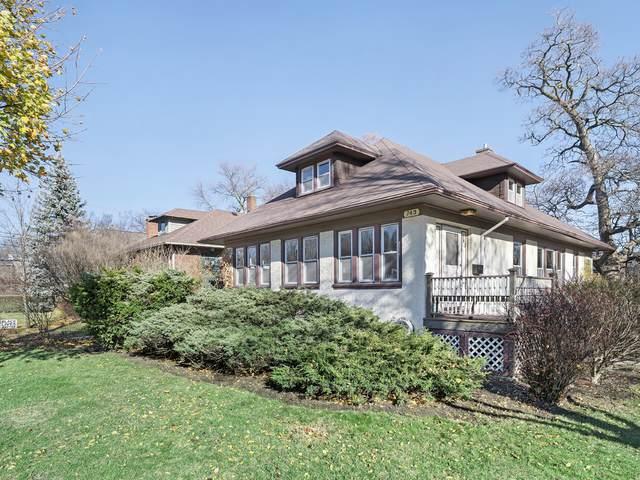 743 Asbury Avenue, Evanston, IL 60202 (MLS #10941913) :: Property Consultants Realty