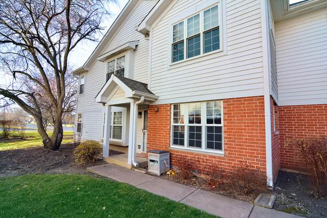 886 Nelli Court #101, Naperville, IL 60563 (MLS #10941917) :: Helen Oliveri Real Estate