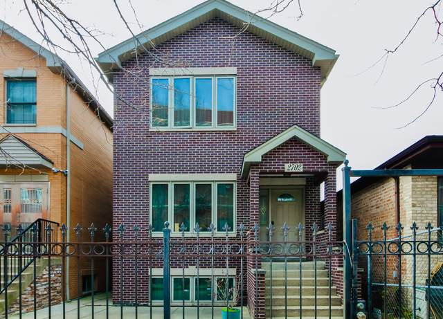 2702 S Wallace Street E, Chicago, IL 60616 (MLS #10941920) :: BN Homes Group