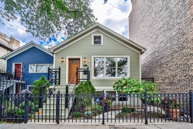 1639 N Sedgwick Street, Chicago, IL 60614 (MLS #10941942) :: Touchstone Group