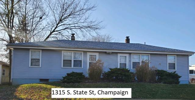 1315 S State Street, Champaign, IL 61820 (MLS #10941953) :: Helen Oliveri Real Estate
