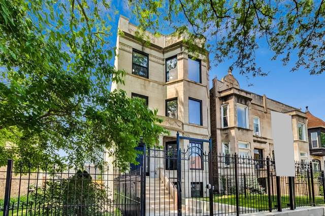 4840 S Champlain Avenue #2, Chicago, IL 60615 (MLS #10941989) :: BN Homes Group