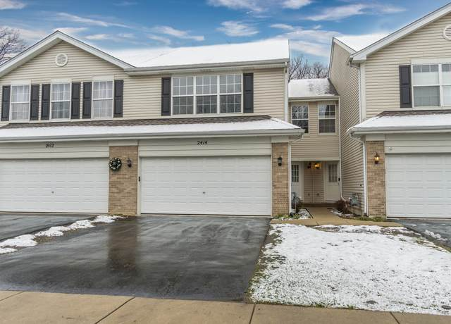 2414 Stoughton Circle #0, Aurora, IL 60502 (MLS #10941993) :: Helen Oliveri Real Estate