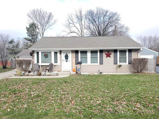 438 W Margaret Terrace, Cary, IL 60013 (MLS #10942003) :: John Lyons Real Estate