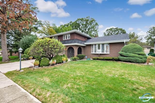 151 Spring Oaks Drive, Wood Dale, IL 60191 (MLS #10942035) :: John Lyons Real Estate