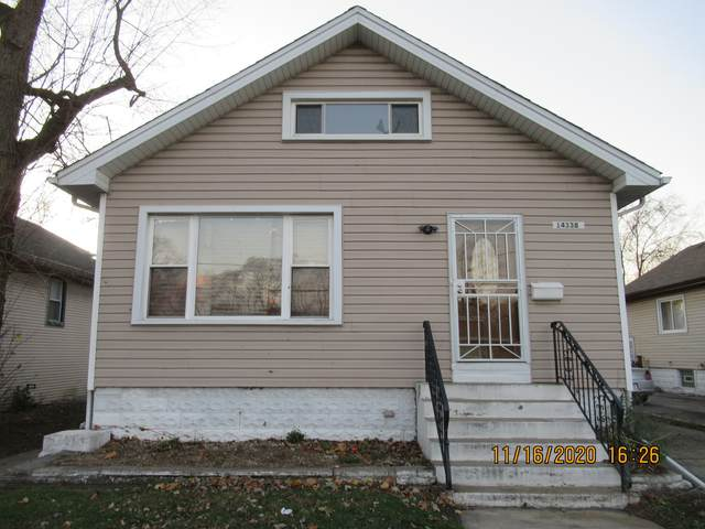 14338 Martin Luther King Jr Drive, Dolton, IL 60419 (MLS #10942050) :: Property Consultants Realty