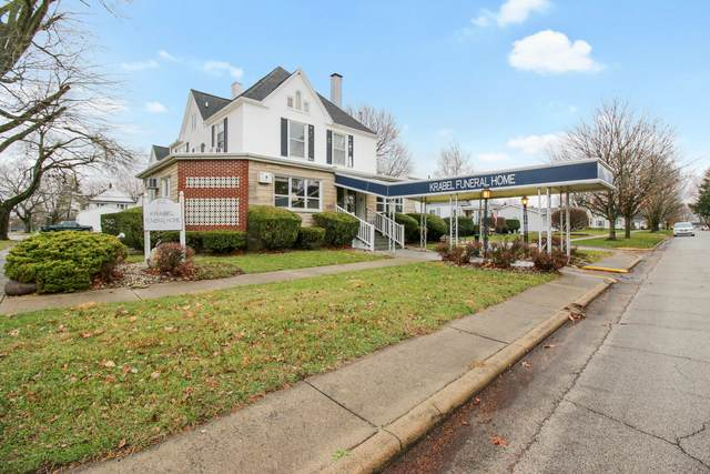 602 E Madison Street, Chrisman, IL 61924 (MLS #10942074) :: Suburban Life Realty