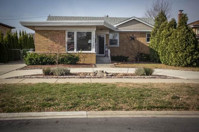 10308 S 51st Court, Oak Lawn, IL 60453 (MLS #10942079) :: BN Homes Group