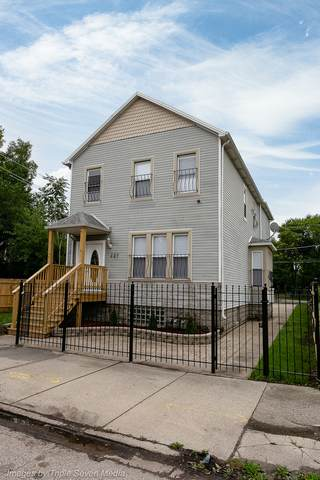 447 W 81st Street, Chicago, IL 60620 (MLS #10942125) :: Property Consultants Realty