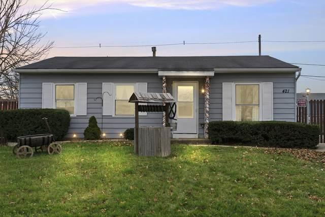 421 Haller Avenue, Romeoville, IL 60446 (MLS #10942133) :: John Lyons Real Estate