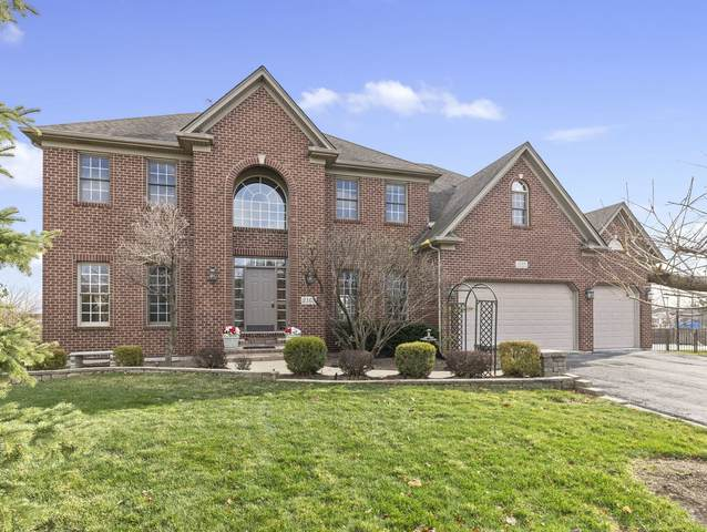 3168 Kingbird Lane, Naperville, IL 60564 (MLS #10942186) :: Jacqui Miller Homes