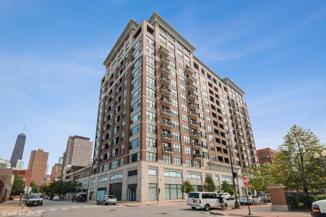 849 N Franklin Street #423, Chicago, IL 60610 (MLS #10942192) :: Ani Real Estate