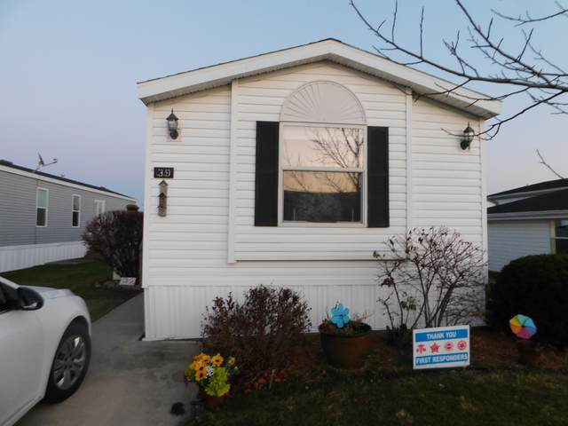 39 Saint Pauls Drive, Bourbonnais, IL 60914 (MLS #10942204) :: BN Homes Group